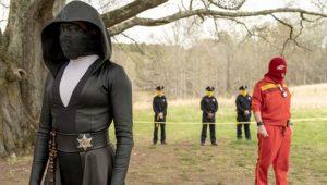 Watchmen: 1×2
